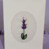 Embroidered Cards from Lavender & Ewe